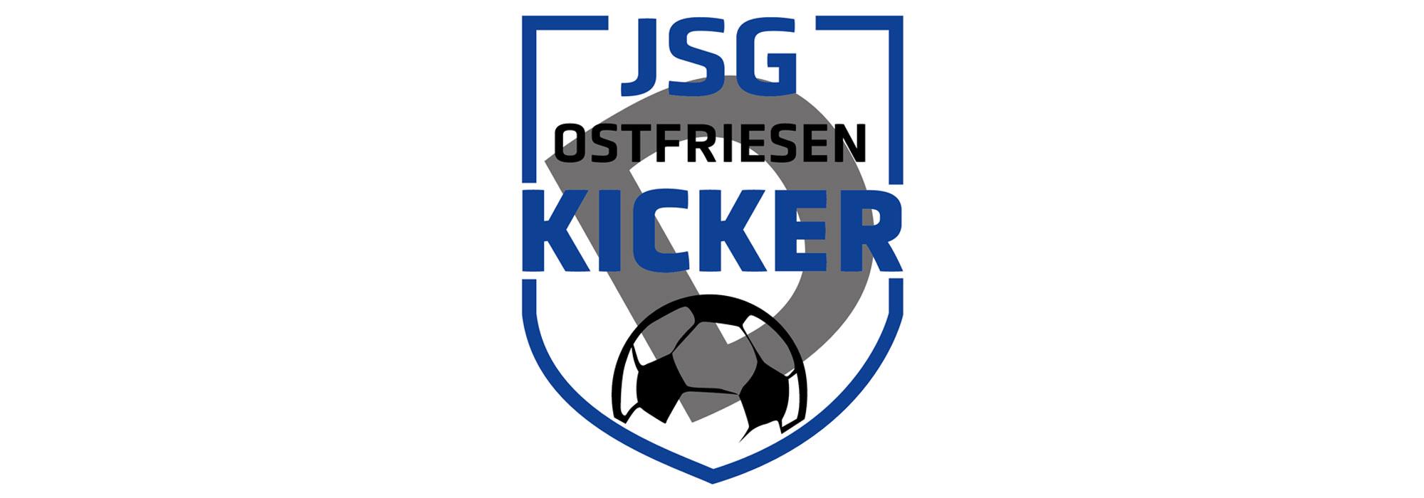 D-Junioren verabschieden sich trotz 2:7-Niederlage mit guter Leistung aus dem Ostfrieslandpokal