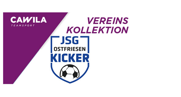 Flyer Vereinskollektion Ostfriesenkicker